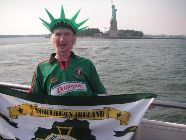Statue of Liberty, New York City (2007)