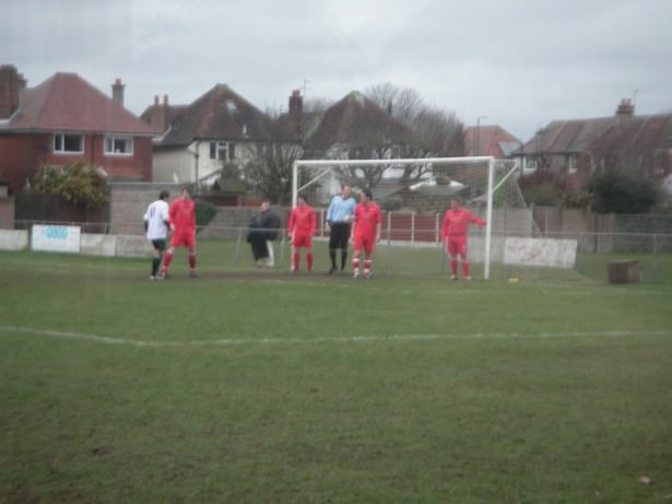 Up the Poppies, In All Remembrance Services! :Bournemouth FC 3-1 Alton Town FC