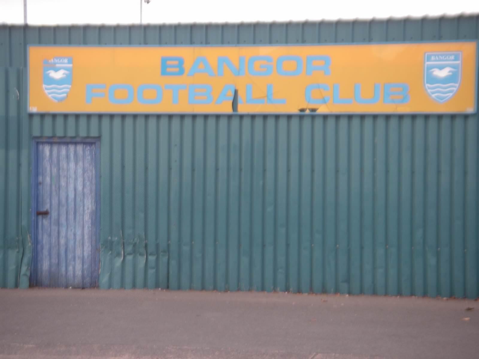 Jonny Blair a lifestyle of travel Bangor FC Bangor Northern Ireland