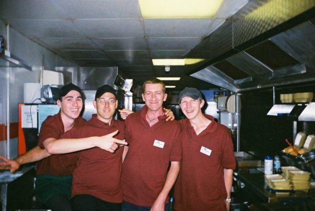 Working Wednesdays: Bournemouth Best Break Second Season (Summer 2005)