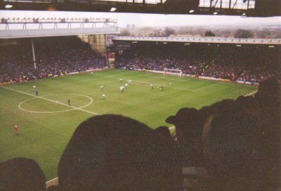 Anfield, Liverpool FC's home ground