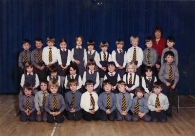 P1 Thompson (1984 - 1985), Kilmaine Primary School, Bangor, Northern Ireland