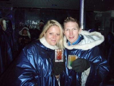 Thirsty Thursdays: The Ice Bar, London, England
