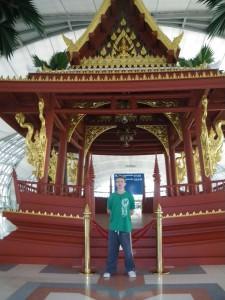 Jonny Blair in Bangkok