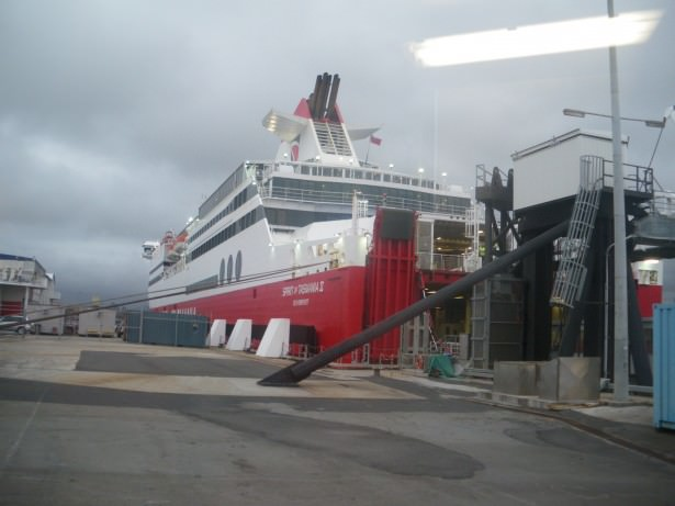 Spirit of Tasmania ferry 2010