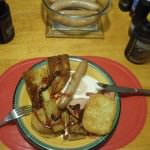Ulster Fry in North Lakes - Johnny and Vivian - Queensland Australia 2010