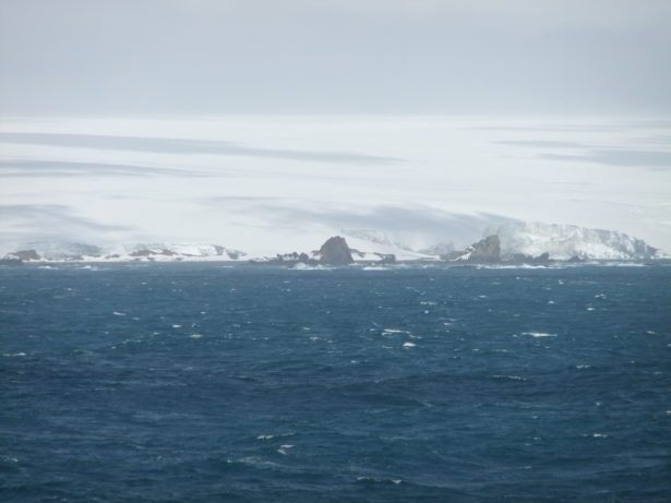 """""""One small step for yer man"""": Stepping Foot On Antarctica - Barrientos, Aitcho Islands"""