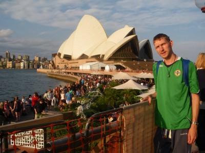 Backpacking in Australia: Textbook Top 5 Sights in Sydney