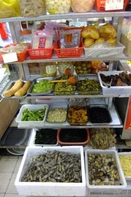 Yau Tong markey