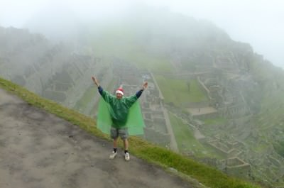 After the town of Ollantaytambo, we headed on the 4 day Inca Trail in 2010