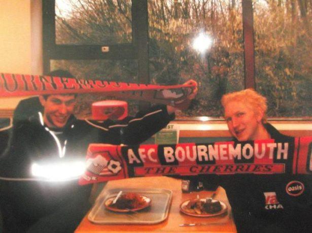 """English League? You're Having A Laugh!"": Swansea Away, Wales, February 2006"