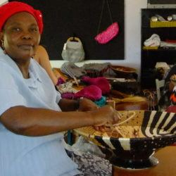 Backpacking in Swaziland: Touring Gone Rural Handmade Gifts Centre