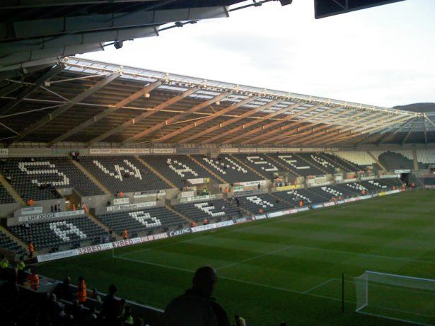 """English League? You're Having A Laugh!"": Swansea Away, Wales, February 2006"