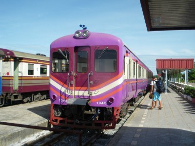 World Borders: How to get from Thailand to Laos (Nong Khai to Thanaleng)