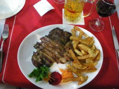 Friday's Featured Food: Argentinian Steak in Buenos Aires, Argentina