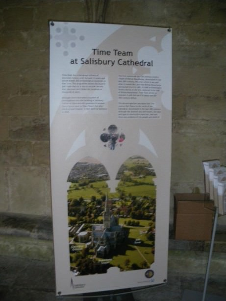 Salisbury cathedral is worth checking out in Wiltshire