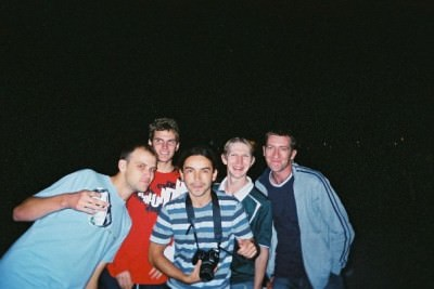 bournemouth beach party 2005