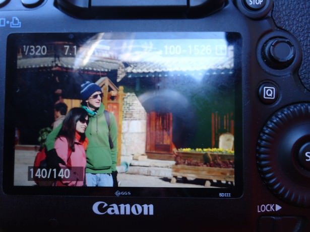 Jonny and Panny living a lifestyle of travel in Shuhe Old Town China
