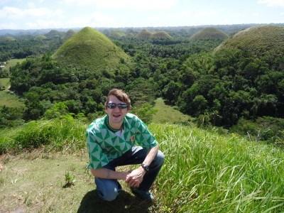 Touring Chocolate Hills