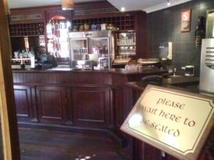 Northern Irish Jonny in PJ Gallagher's Irish Pub Parramatta