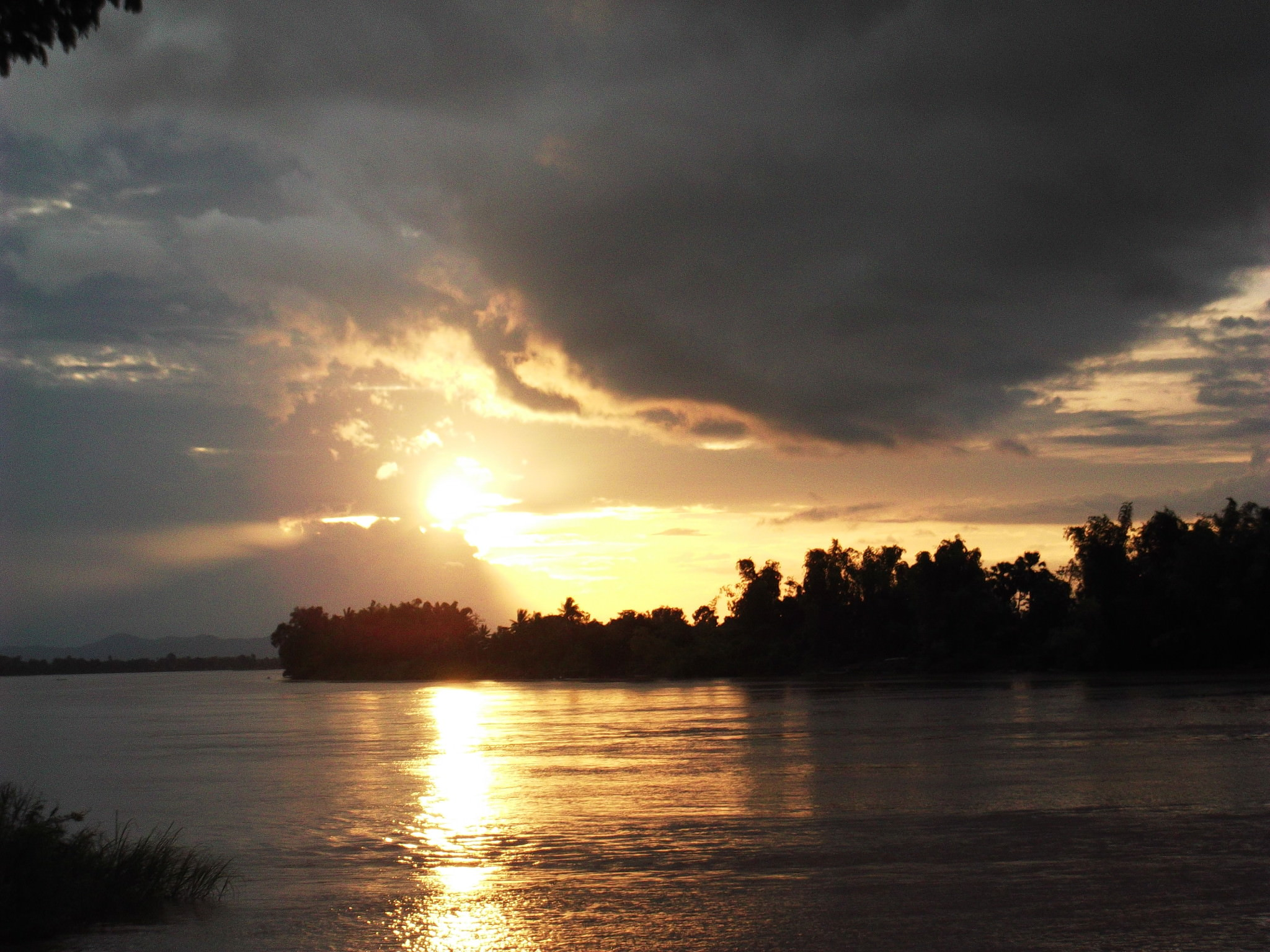 don det 4,000 islands Laos sunset
