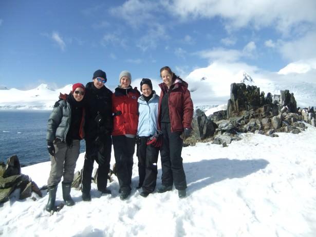 Jonny Blair - a lifestyle of travel heads to Antarctica