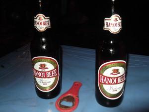 Jonny Blair a lifestyle of travel hanoi beer