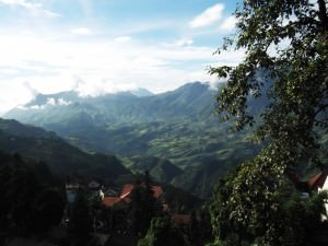 Jonny Blair from Dont Stop Living recommends Sapa and the bus journey there has epic views
