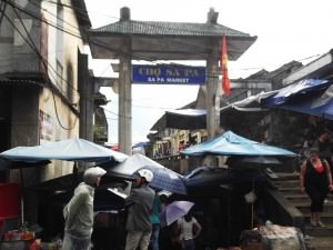 Sapa in Vietnam visited by Jonny Blair a lifestyle of travel