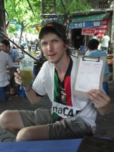 bia hoi hanoi vietnam cheap