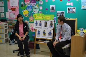 Jonny Blair of Dont Stop Living recommends a lifestyle of travel - teaching here in Hong Kong
