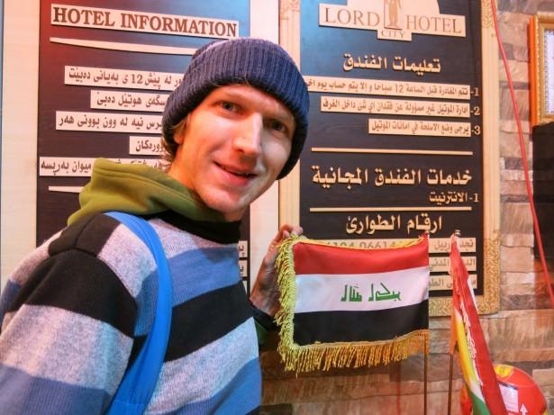 backpack iraq