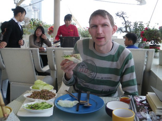 Jonny Blair a lifestyle of travel in Xiamen Fujian China