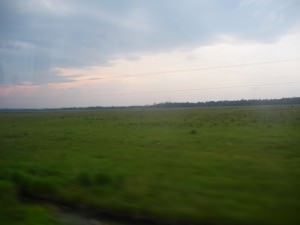 Dont Stop Living and some mundane countryside in Paraguay