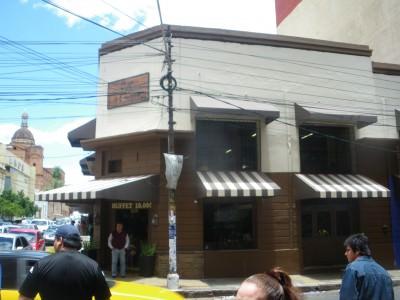 la esquina in asuncion paraguay