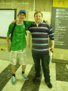 Jonny Blair got recognised for his travel blog Dont Stop Living in Shibuya Tokyo Japan