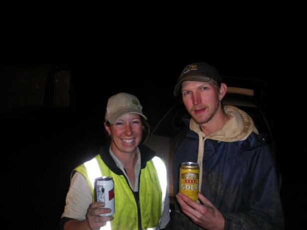 Jonny Blair worked endlessly on a broccoli farm to afford an Antarctica trip!