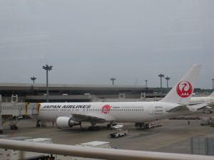 Jonny Blair was in Japan as part of his lifestyle of travel in 2012