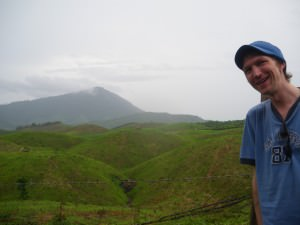 Jonny Blair living a lifestyle of travel and the dangers of tubing in Vang Vieng