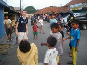 slums jakarta football