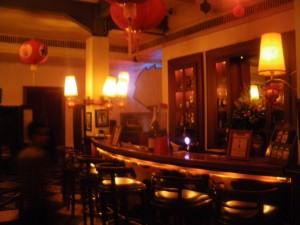 bar in cafe batavia