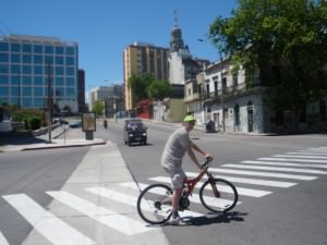 cycling in montevideo