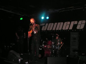 The Waves live at Southempton Joiners 2006