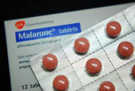 Tuesday's Travel Essentials - Malarone anti malaria tablets