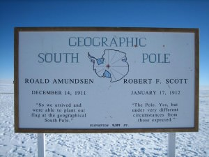 beer at the South Pole
