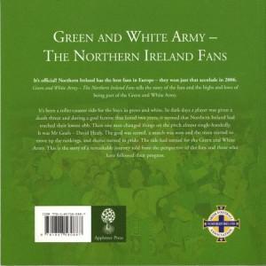 Jonny Blair travelling Northern Ireland fan book interview