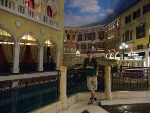 Jonny Blair winning in Macao Casinos!