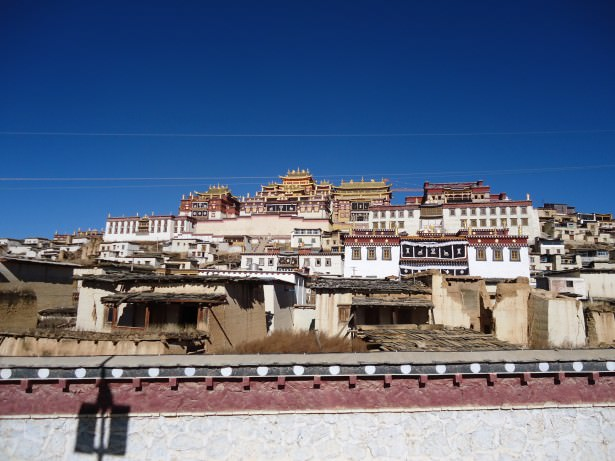 From Zhongdian/ Shangri La a visit to Ganden Sumtseling Gompa is recommended
