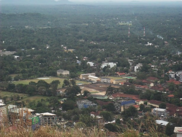Kurunegala Sri Lanka - what to see and do there