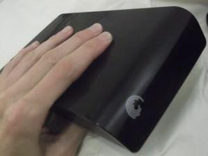 bulky hard drive